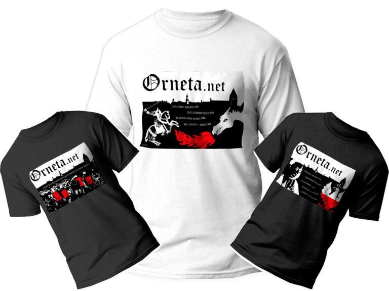 Orneckie legendy – kolekcja koszulek