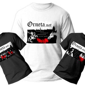 Zestaw koszulek – Orneckie legendy (męska)